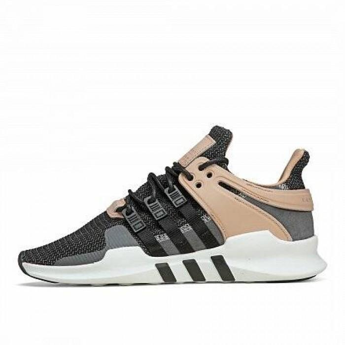 Кроссовки Adidas Originals EQT SUPPORT ADV (Цвет Black-Brown)