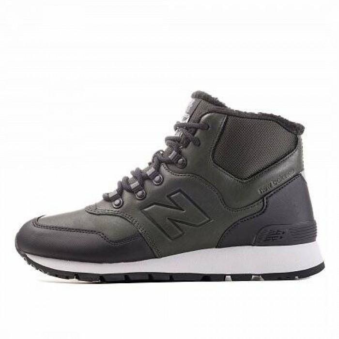 Кроссовки New Balance 755 (Цвет Black-Marsh)
