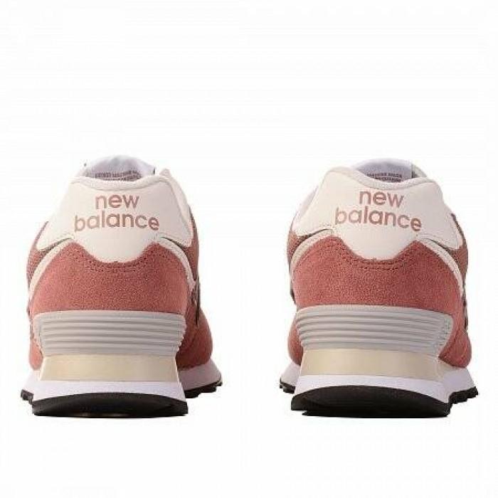 Кроссовки New Balance 574 CLASSIC (Цвет Pink)