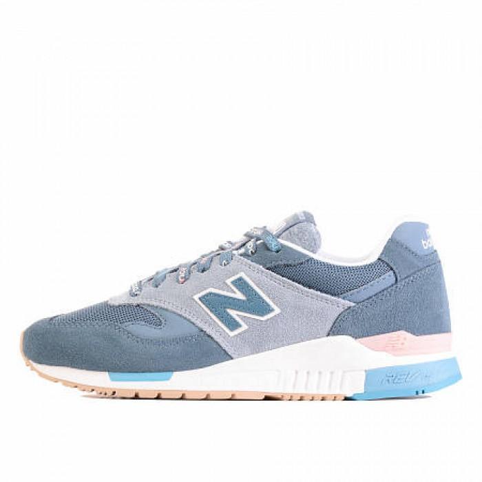 Кроссовки New Balance 840 (Цвет Gray-Blue)