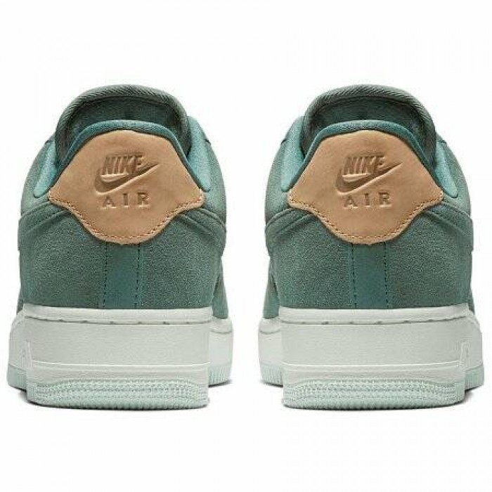 Кроссовки Nike AIR FORCE 1 '07 PREMIUM (Цвет Hasta-Summit White-Vachetta Tan)