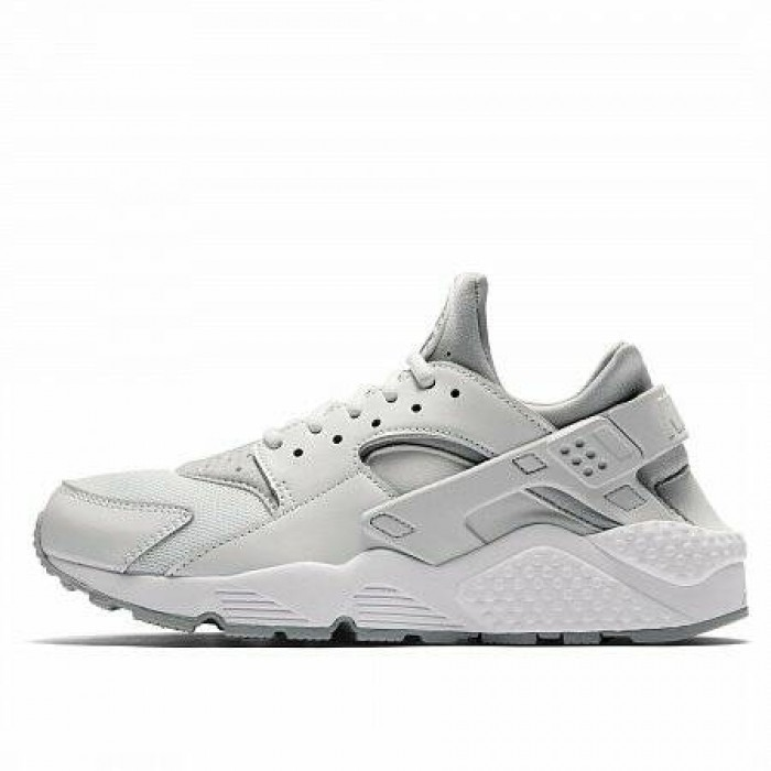 Кроссовки Nike AIR HUARACHE RUN (Цвет Gray)