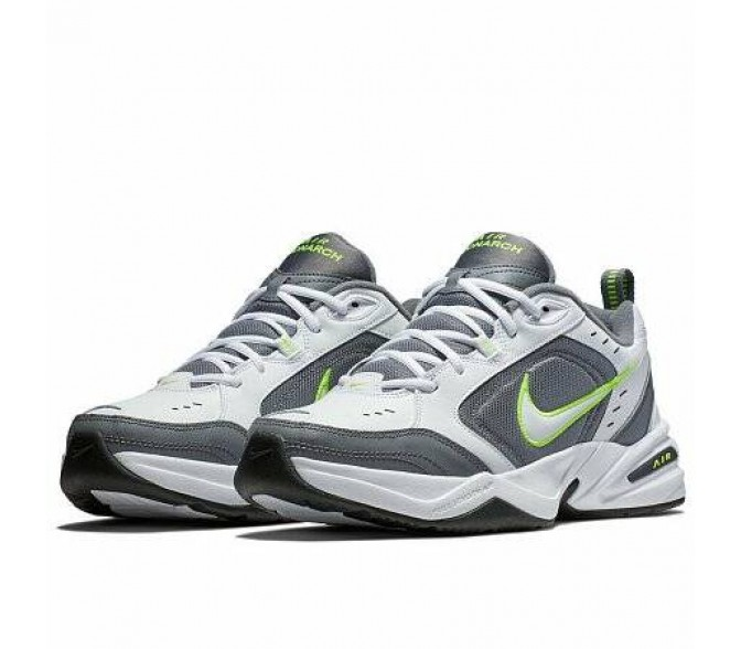 Кроссовки Nike AIR MONARCH IV (Цвет White-Cool Grey-Anthracite)