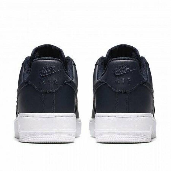 Кроссовки Nike AIR FORCE 1 '07 (Цвет Black-White)