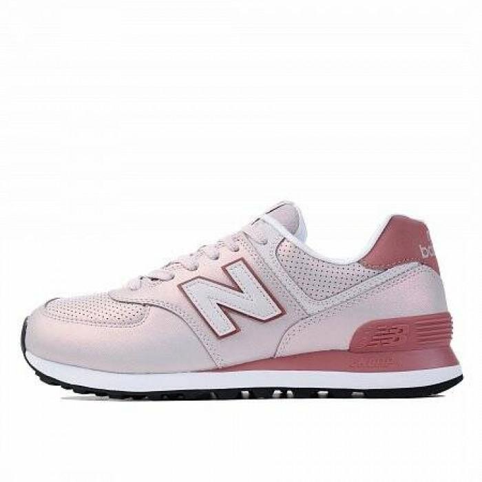 Кроссовки New Balance 574 (Цвет Pink)