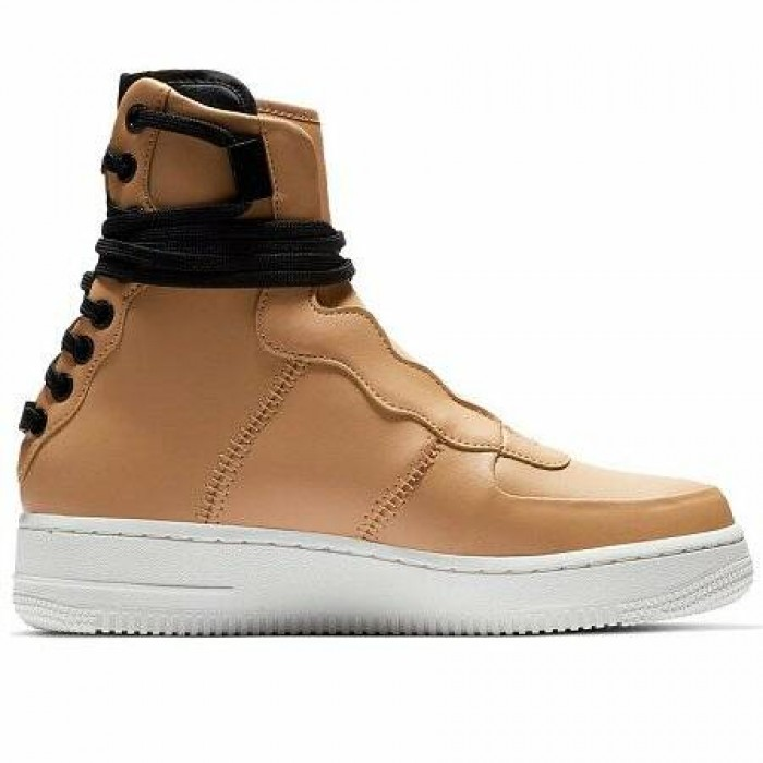 Кроссовки Nike AIR FORCE 1 REBEL XX (Цвет Praline-Black-Summit White)