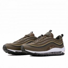 AIR MAX 97 (Цвет Medium Olive-Neutral Olive-Sequoia)