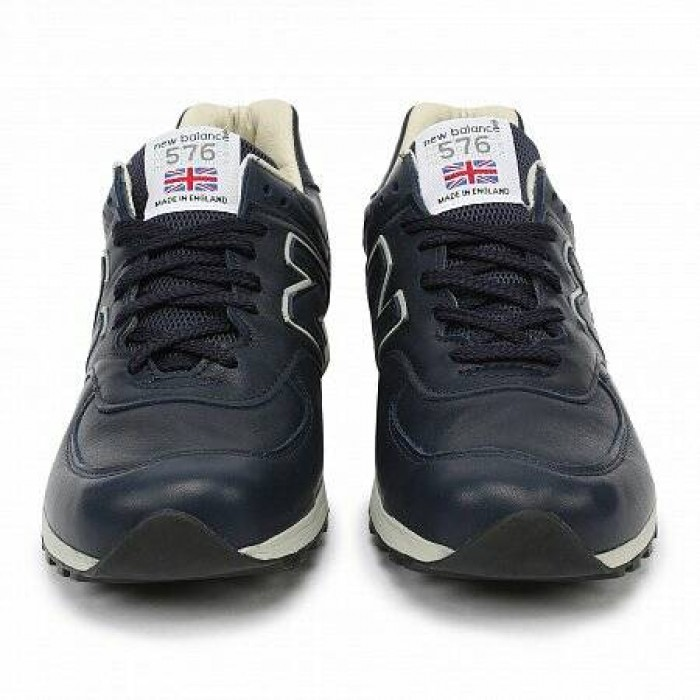 Кроссовки New Balance 576 MADE IN ENGLAND (Цвет Blue)