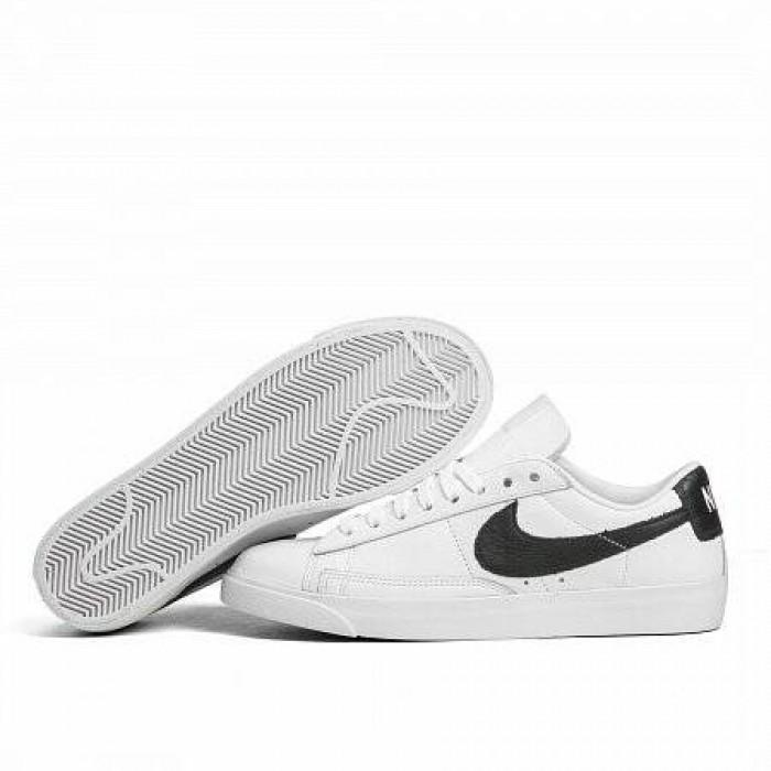 Кроссовки Nike BLAZER LOW LE (Цвет White-Black)