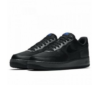 AIR FORCE 1 (Цвет Black-Racer Blue-Anthracite)