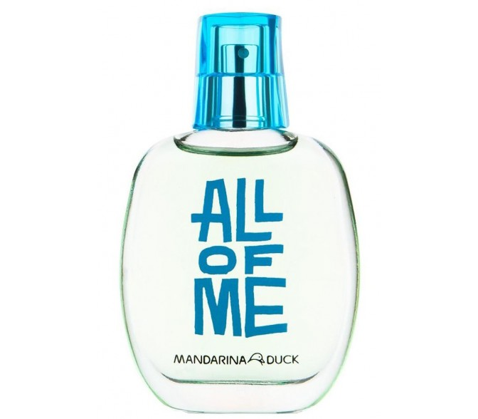 Туалетная вода Mandarina Duck ALL OF ME (M) test 100ml edt