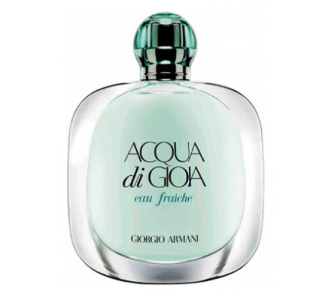 Туалетная вода Giorgio Armani  Acqua Di Gioia Eau Fraiche (L) test 50ml edt