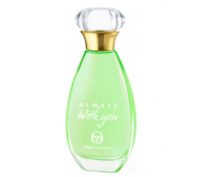 Туалетная вода Sergio Tacchini Always With You (L) test 100ml edt