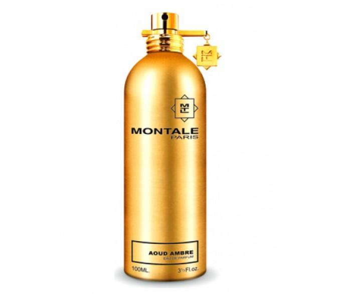 Туалетная вода Montale Aoud Ambre ! 50ml edp