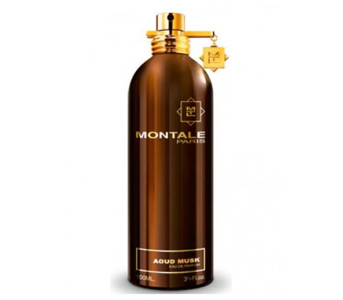 Туалетная вода Montale Aoud Musk 100ml edp !