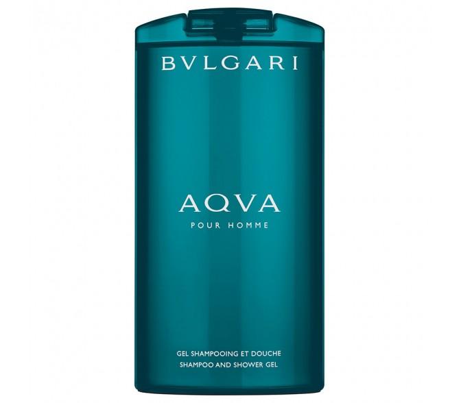 Туалетная вода Bvlgari Aqua (M) shampoo&s/g 200ml