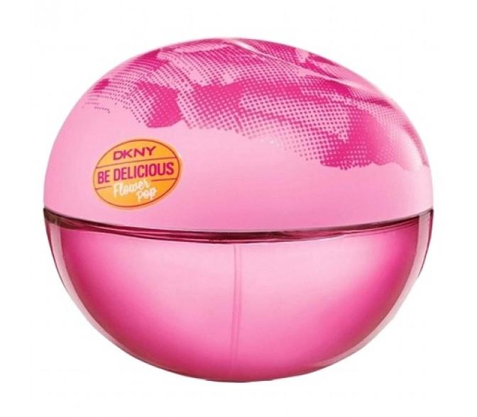 Туалетная вода DKNY Be Delicious Flower Pop Pink 50 ml
