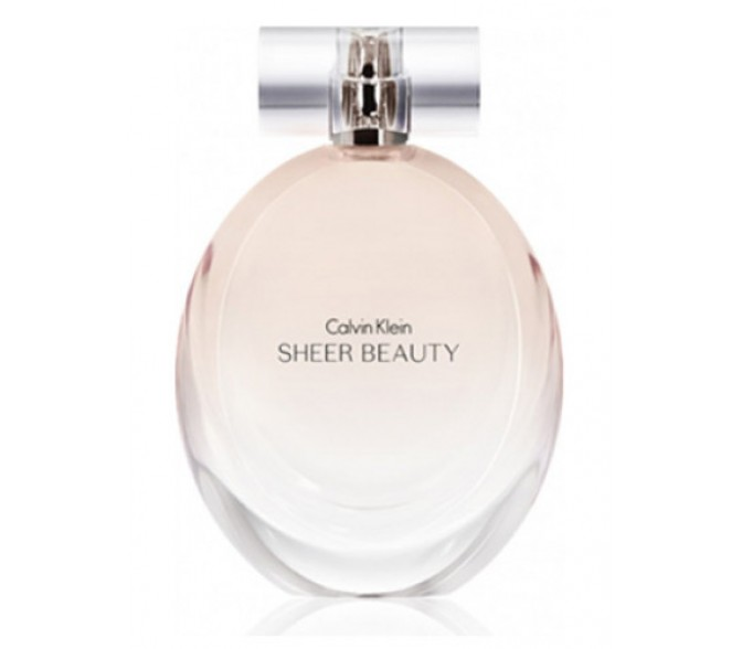Туалетная вода Calvin Klein Beauty Sheer (L) test 100ml edt