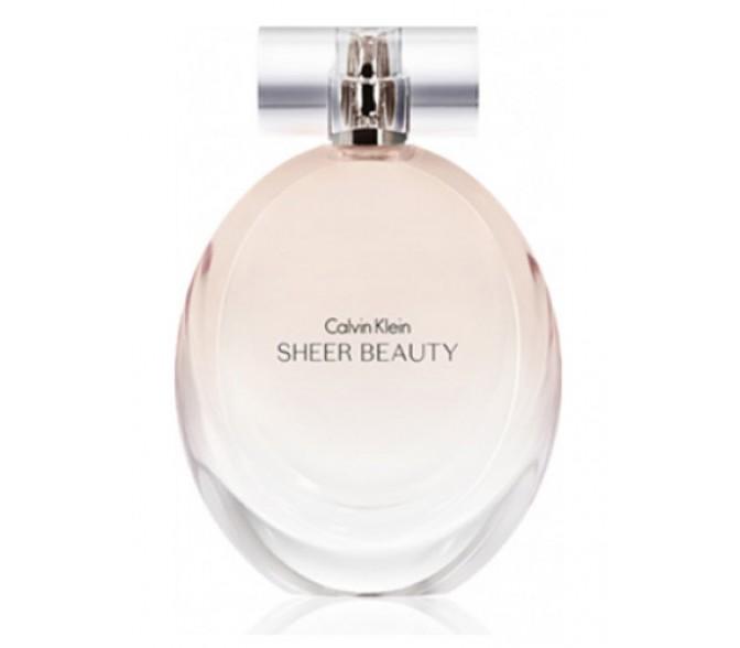 Туалетная вода Calvin Klein Beauty Sheer (L) test 100ml edt
