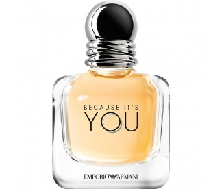 BECAUSE IT'S YOU 50 ML