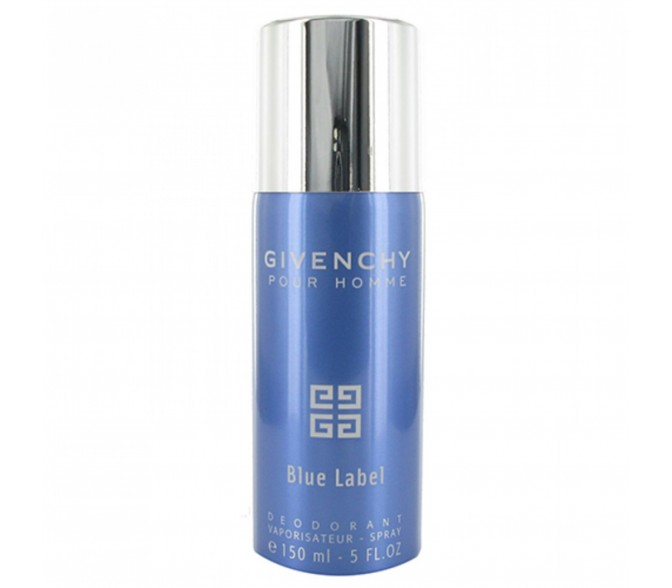 Дезодорант Givenchy  Blue Label (M) deo 150ml