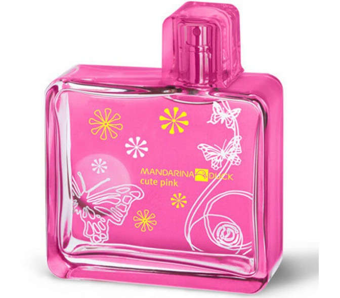 Туалетная вода Mandarina Duck CUTE PINK (L) 100ml edt