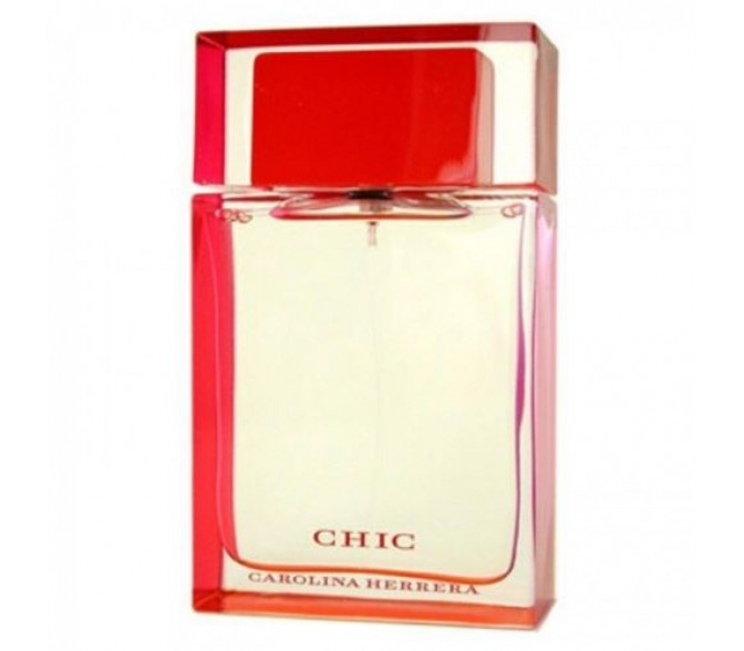 Туалетная вода Carolina Herrera Chic (L) 80ml edp