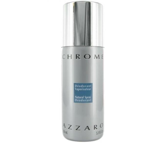 Дезодорант Azzaro Chrome (M) deo 150ml