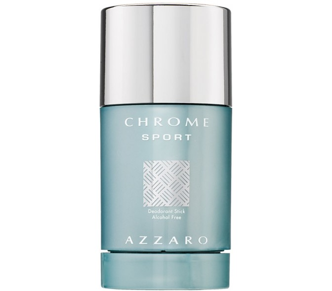 Дезодорант Azzaro Chrome Sport (M) deo stick 75ml