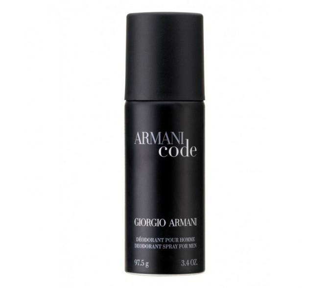 Дезодорант Giorgio Armani  Code (M) deo 150ml