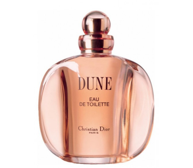 Туалетная вода Christian Dior DUNE lady edt 50 ml TESTER