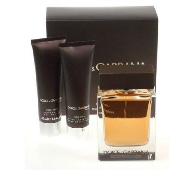 Подарочный набор Dolce&Gabbana Dolce&Gabbana (M) set (75ml edt+a/sb 50ml+s/g 50ml)