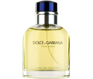 DOLCE&GABBANA (M) TEST 125ML EDT