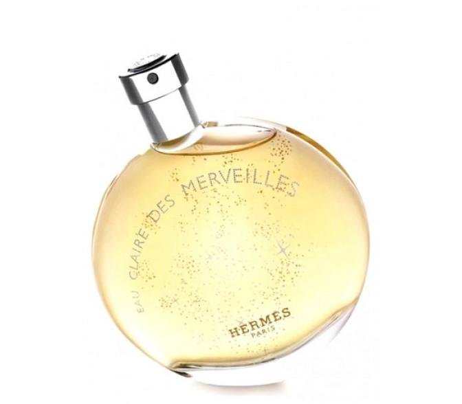 Туалетная вода Hermes EAU DES MERVEILLES lady edt 100 ml Lim.Ed.Stars