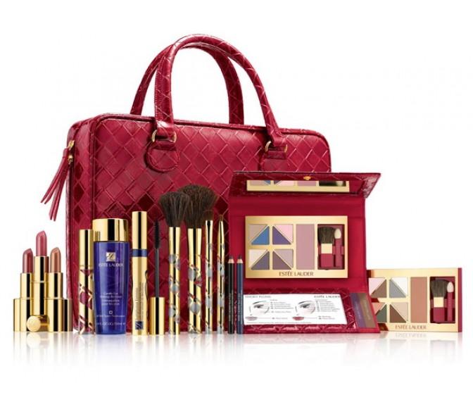 Подарочный набор Estee Lauder Estee Lauder set set(Набор декоративной косметики в сумке) КРАСНЫЙ
