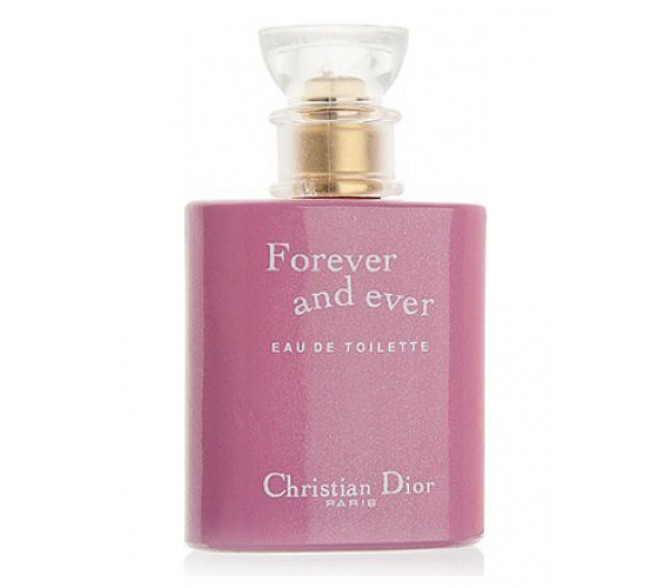 Туалетная вода Christian Dior FOREVER and EVER (L) 50ml edt