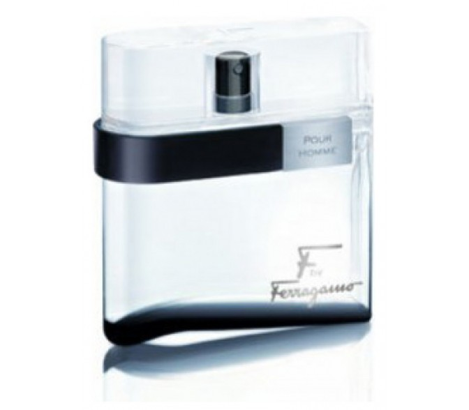 Туалетная вода Salvatore Ferragamo F By Bllack (M) test 100ml edt