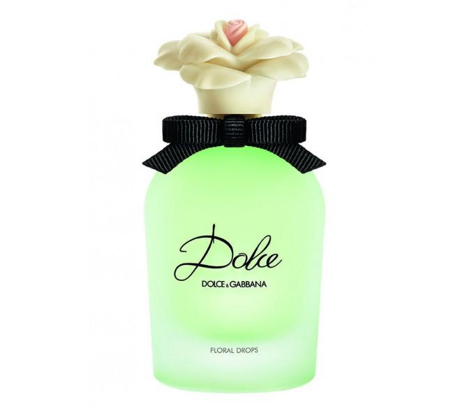 Туалетная вода Dolce&Gabbana Floral Drops 50 ml