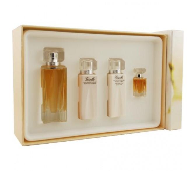 Подарочный набор Carla Fracci Giselle (L) set (30ml edp+50ml b/l+4,5min) распродажа