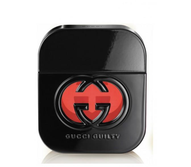 GUCCI GUCCI GUILTY BLACK POUR FEMME 50 ML