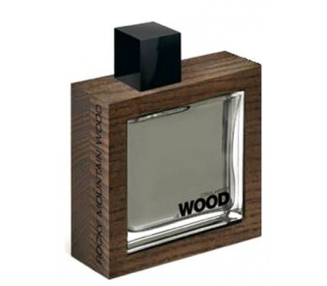 Туалетная вода Dsquared2 HE WOOD Rocky Mountain Wood for men edt 100 ml TESTER