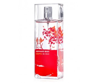 HAPPY IN RED (L) TEST 100ML EDT