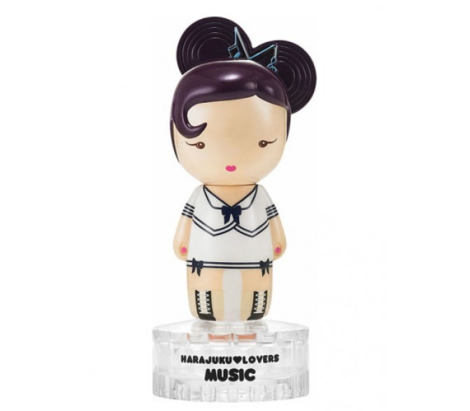 Туалетная вода Gwen Stefani Harajiku Lovers Music (L) test 100ml edt (черный)