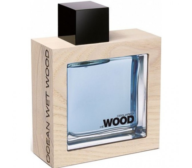 Туалетная вода Dsquared2 He Wood Ocean Wet Wood (M) 100ml edt