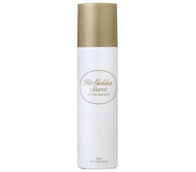 Дезодорант Antonio Banderas Her Golden Secret (L) deo 150ml