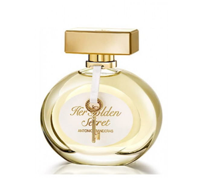 Туалетная вода Antonio Banderas Her Golden Secret (L) test 80ml edt