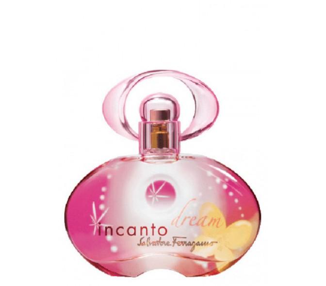 Туалетная вода Salvatore Ferragamo INCANTO DREAM lady Golden Edition edt 100 ml