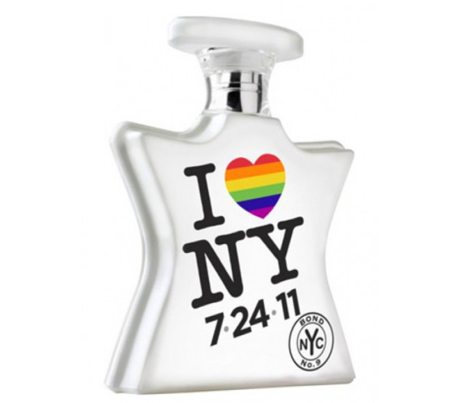Туалетная вода Bond № 9 I Love NY for Marriage Eguality (U)! test 100ml edp