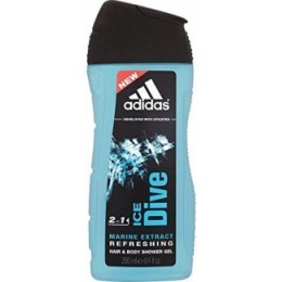 ICE DIVE (M) S/G 250ML