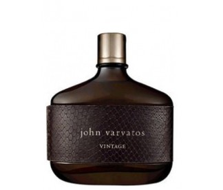JOHN VARVATOS (M) TEST 125ML EDT VINTAGE